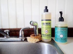 Keeping a Clean & Cruelty-Free Kitchen