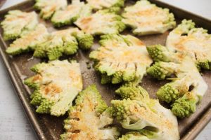 Roasted Romanesco Steaks