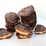 Salted Maple Coconut Butter Cups | Hashtag Vegan