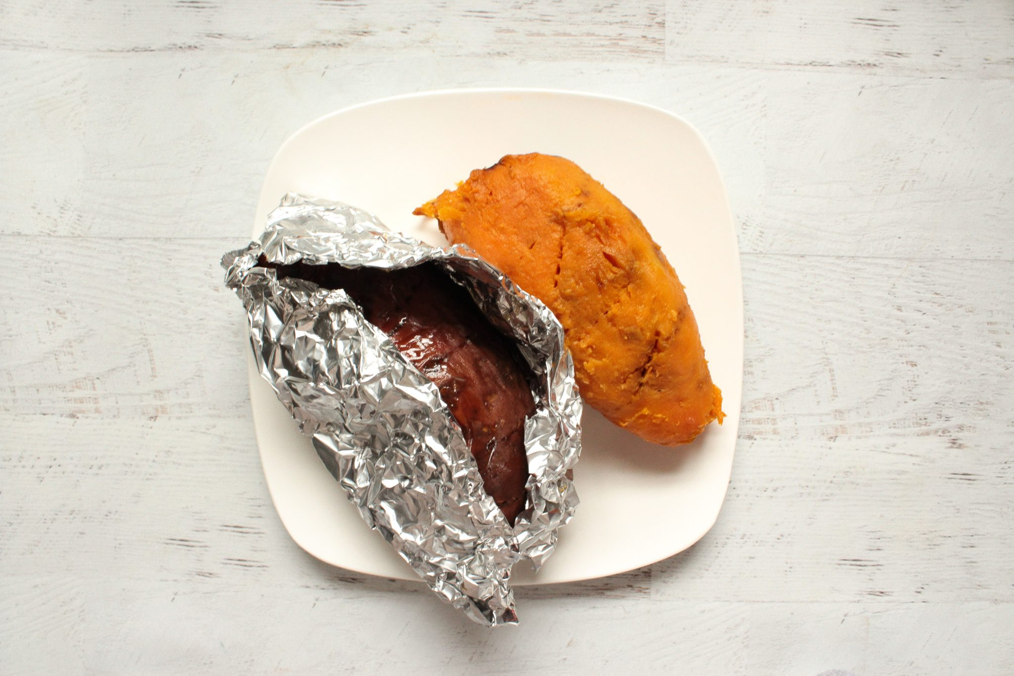 5-Ingredient Sweet Potato Breakfast Bowl | Hashtag Vegan