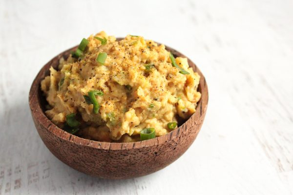 Simple Vegan Chickpea Salad | HashtagVegan