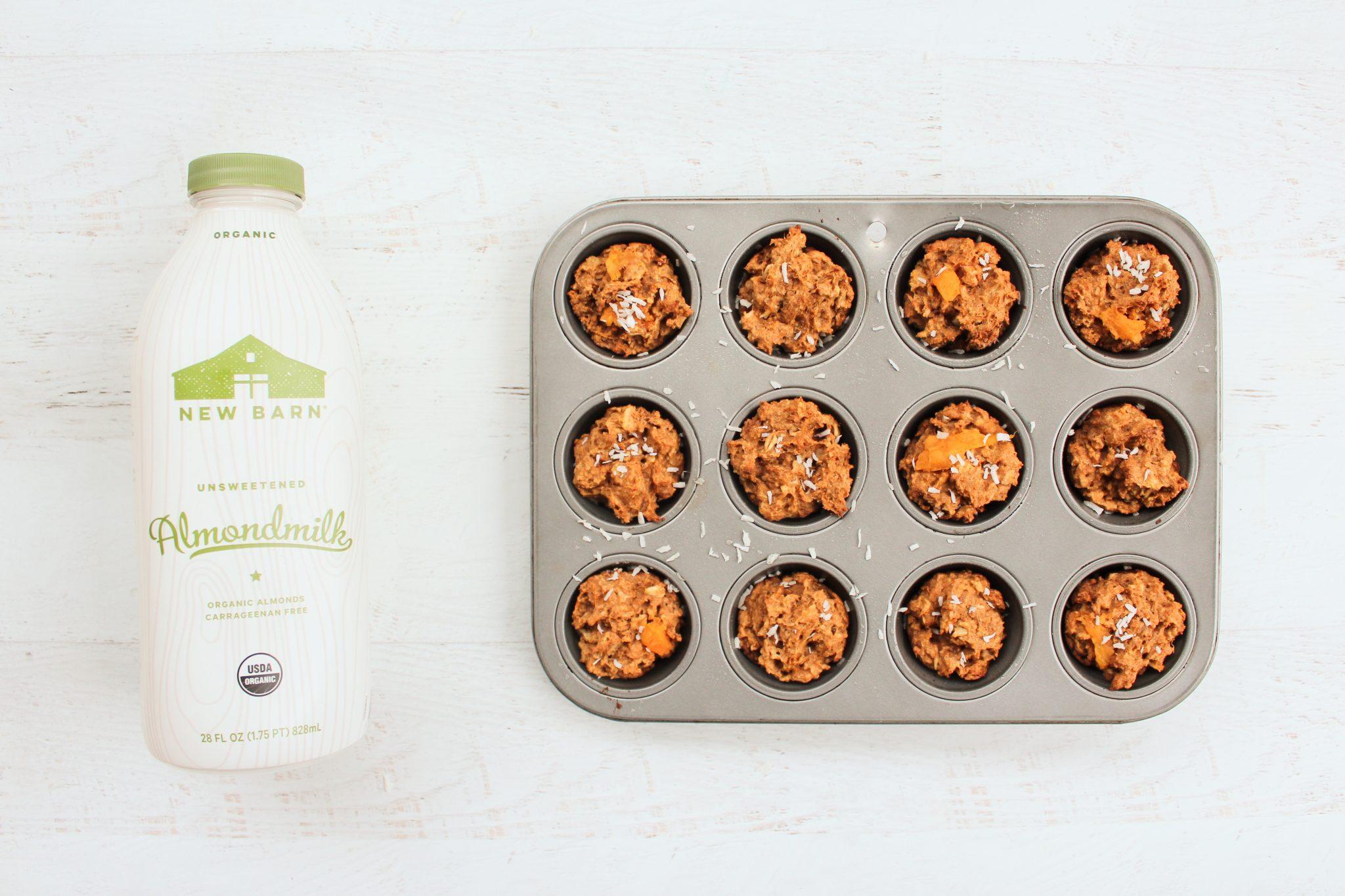 Cinnamon Sweet Potato Muffins | Hashtag Vegan