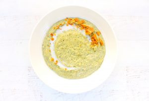 Creamy Vegan Broccoli and Quinoa Soup