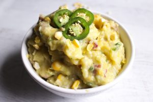 Jalapeno Corn Mashed Potatoes
