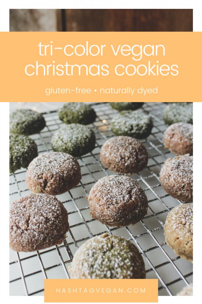 tri-color-almond-christmas-cookies