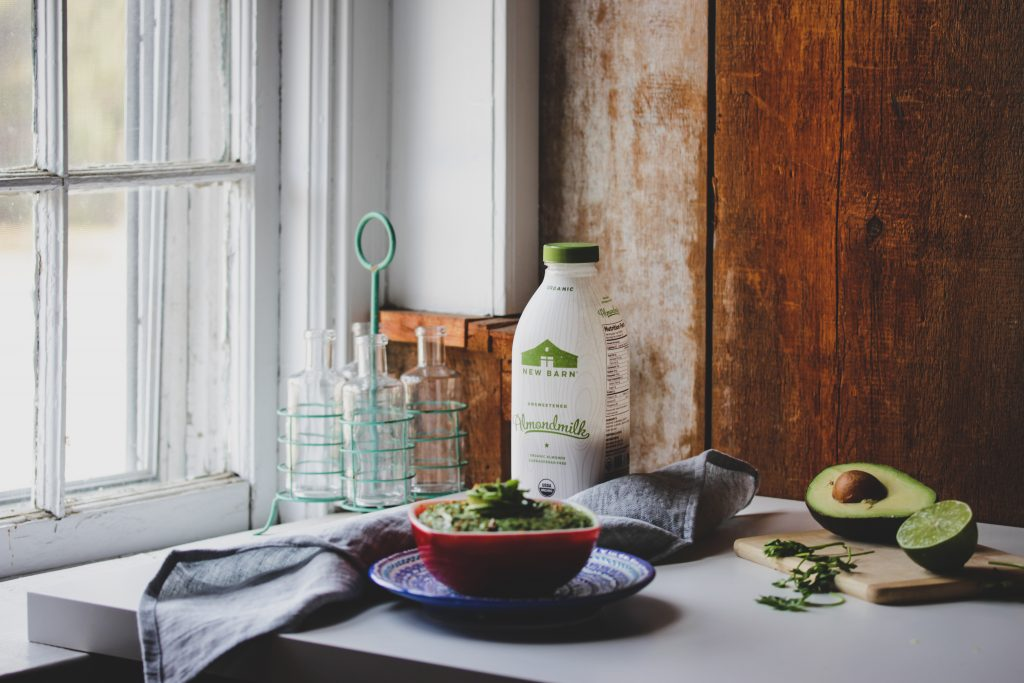 Hashtag Vegan • Creamy Chimichurri Dip
