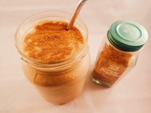 Cinnamon Coffee Smoothie