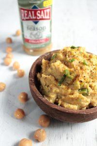 5-Minute Vegan Chickpea Salad