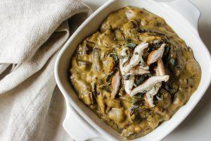 Creamy Vegan Mushroom Gravy